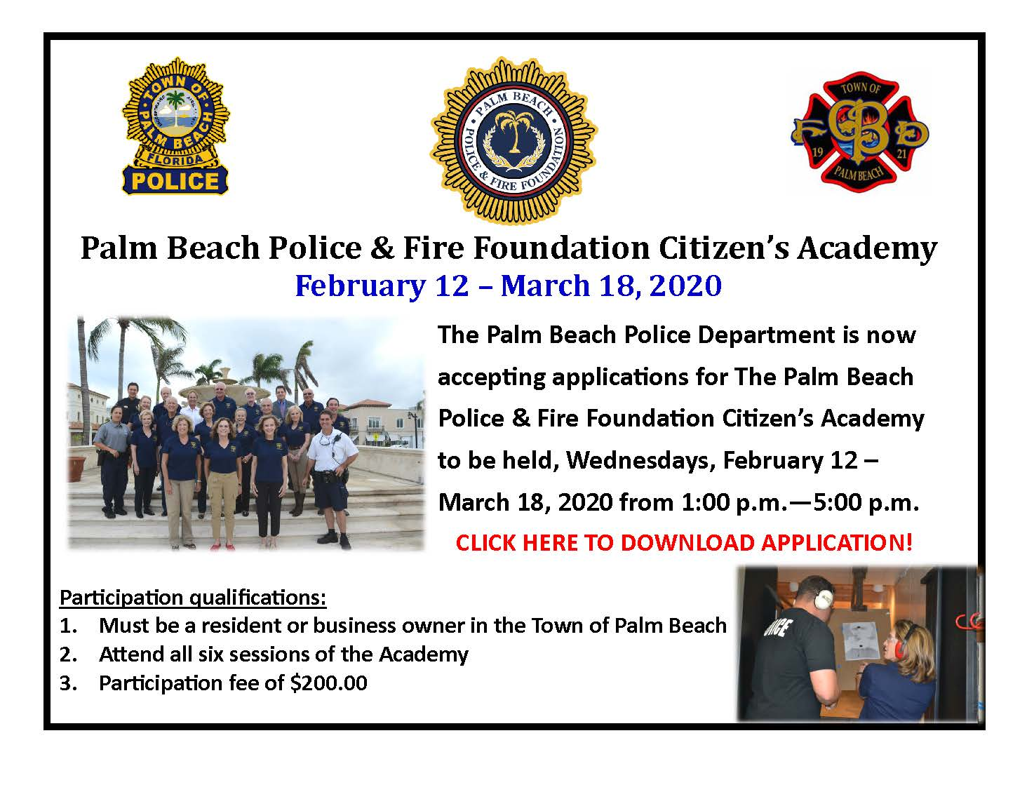 PBPFF Citizens Academy website slide 2020