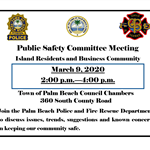 Public Safety Forum 3-9-2020. smaller version