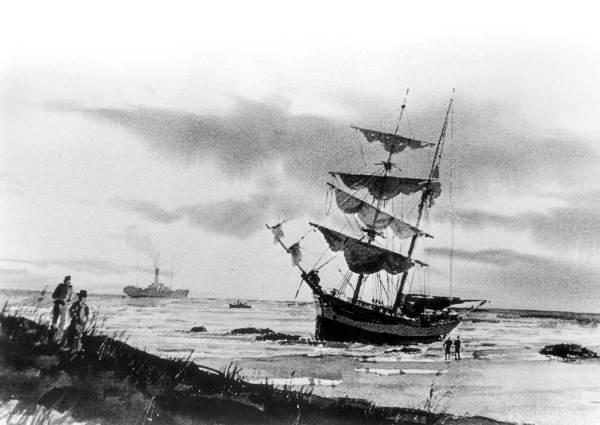 History Of Palm Beach The Beginning Shipwreck